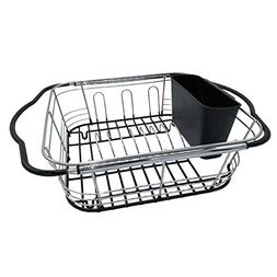 Reliancer Expandable Dish Drying Rack Over the Sink Dish Dra