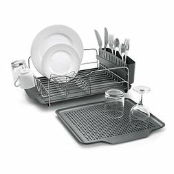 Dish Drying Rack Drainer Metal Strainer Kitchen Stainless St