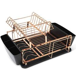 éscu dish Drying Rack for Kitchen Countertops and Sin