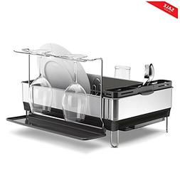 Dish Drying Rack Mount Stainless Steel Sink Dish Rack Modern