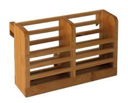 Totally Bamboo Dish Rack Utensil Holder 20-6703 TOTALLY BAMB
