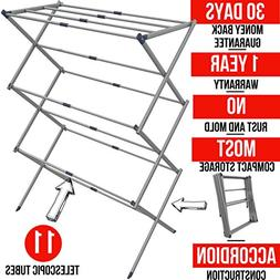 Clothes Drying Rack - Drying Rack - Laundry Drying Rack - La