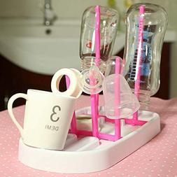 Ikvil drying rack for baby bottles