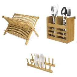 drying rack and cooking utensil holder