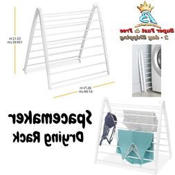 Drying Rack Laundry Clothes Air Dry Indoor Rack Hanger Dry S