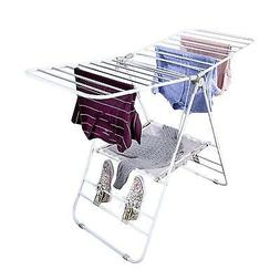 Drying Rack Dry Clothes Gullwing Heavy Duty Honey-Can-Do Fol