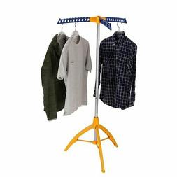 mingol Collapsible Clothes Drying Rack, Portable Garment Rac