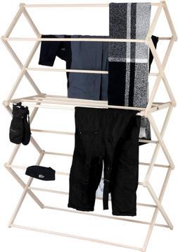 Pennsylvania Woodworks Clothes Drying Rack  Heavy Duty 100%