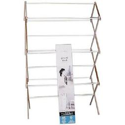 Drying Rack Laundry Storage Organization 23.5' Foldable High