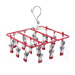 FriendShip Shop Drying racks- Stainless Steel Hanging Clothe