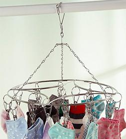 Ecolife Laundry Clothesline Hanging Rack for Drying Clothing