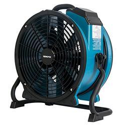 XPOWER FC-420 Professional Grade Air Circulator, Carpet Drye