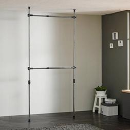 Drying Racks Floorstanding Combination Clothes Rail Clothes