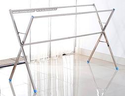 Drying Racks Floorstanding Fold Balcony X Type Balcony Stain
