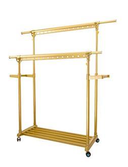 Drying Racks Floorstanding Fold Single And Double Rod Type M