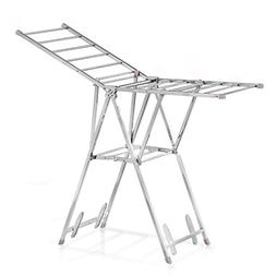 Drying Racks Floorstanding Fold Stainless Steel Airfoil Indo