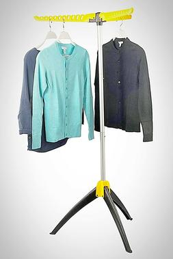 Foldable Clothes Drying Racks For Laundry Heavy Duty Sturdy