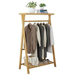 Foldable hanger Balcony coat rack Bedroom floor hangers Hang