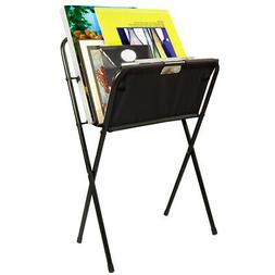 Creative Mark Folding Canvas Art Display Rack Gallery Panels