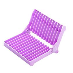 Convenient and Practical Folding Dish Drying Rack for Drying