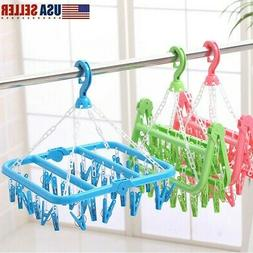 Folding Laundry Clothes Underwear Washing Clothes Drying Rac