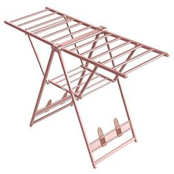 ZY Folding stainless steel drying rack,Aluminum alloy drying