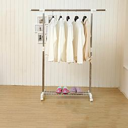 Folding sweater drying rack,Floor single pole folding simple