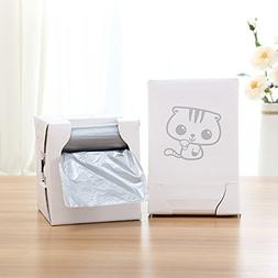U-emember Garbage Bags Thick Home Reel Big Disposable Kitche