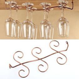 Glaze Wrack Dangling - Wine Glass Rack Hanging Cabinet Holde