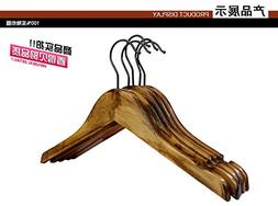 Kexinfan Hanger High-Grade Solid Wood Hanger Clothes Hanging