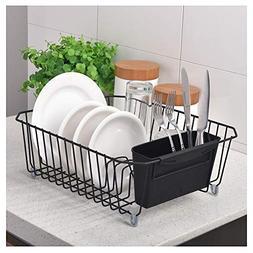 POPILION Simple Design Rust Proof Metal Draining Dish Drying