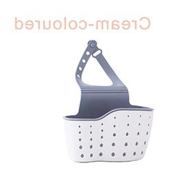 GRRENANTS Flexible Organizer & Strainer Basket with Adjustab
