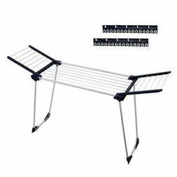 Drynatural Laundry Drying Rack Suitable for Bathtub, Foldabl