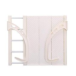 Hanging Drying Rack Anti-Rust Radiator Airer Towel Clothes F