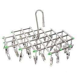 Hanging Rack Clips for Drying Clothing 35 Clips Multifunctio