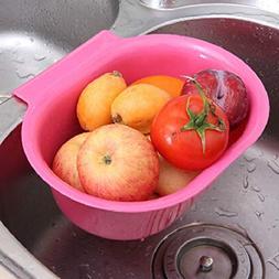 Hanging Sink - Creative Hanging Sink Drain Basket Vegetables