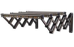 HAWATOUR Heavy Duty Foldable Drying Rack 150lbs Capacity