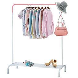 Heavy Duty Clothing Garment Rack Commercial Grade Clothes Ra
