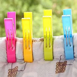 High Quality Large Bright Colour Clothes Clip <font><b>Plast