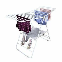 Honey Can Do Heavy-Duty Folding Gullwing Laundry Drying Rack