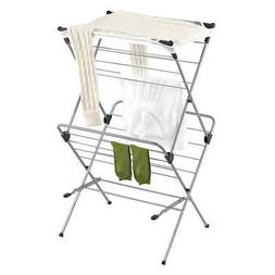 HONEY-CAN-DO DRY-01104 Mesh Drying Rack, 2 Tier