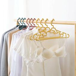 Household Wet Clothes Drying Rack Anti-slip Closet Wardrobe
