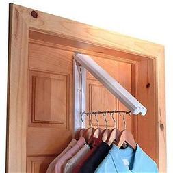 InstaHANGER Closet Organizer, The Original Folding Drying Ra