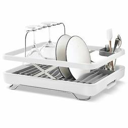 KOHLER  Large Collapsible & Storable Dish Drying Rack with W