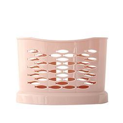 TY&WJ Kitchen Chopsticks Storage shelf Cutlery Mug holders D