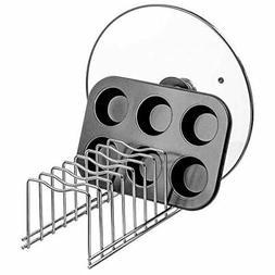Kitchen Dish Plate Storage Organizer and Drying Rack Holder