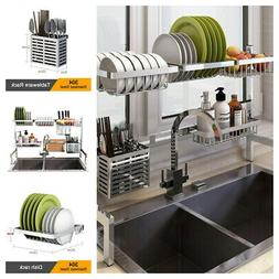 Kitchen Shelf Rack Drying Drain Storage Plate Dish Holders 3