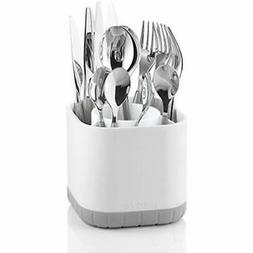 Kitchen Storage & Organization Grey Fill And Drain Cutlery D