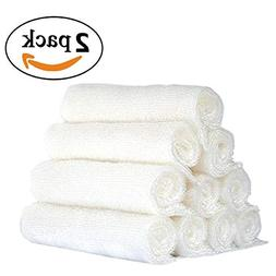 Kitchen Towels - Odor-Free Dish Cloths . The Perfect Scrubbe