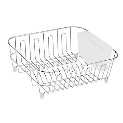 1 piece dish drying rack small compact